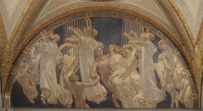 John Singer Sargent S Heaven
