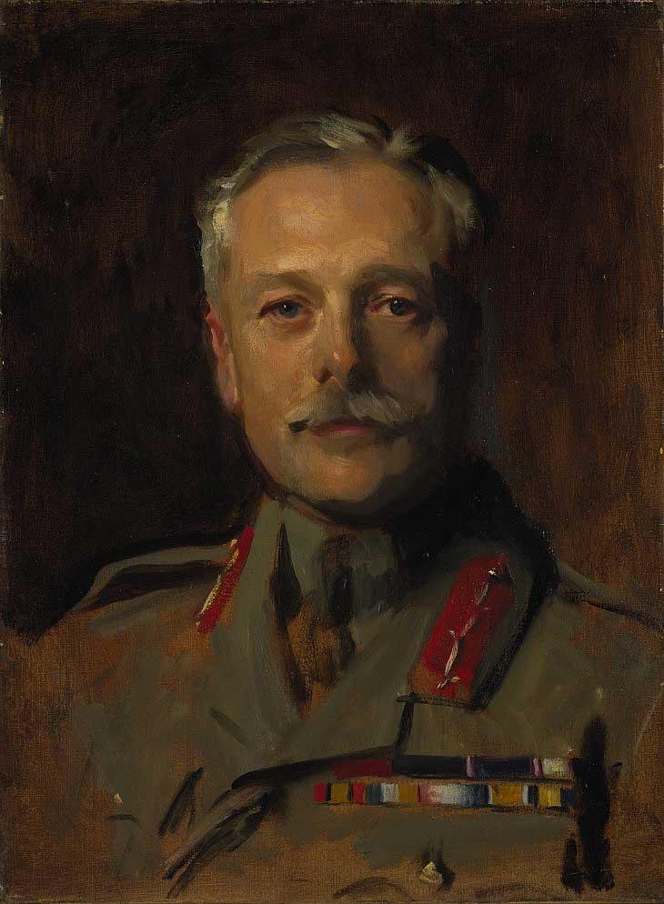 John Singer Sargent's Douglas Haig