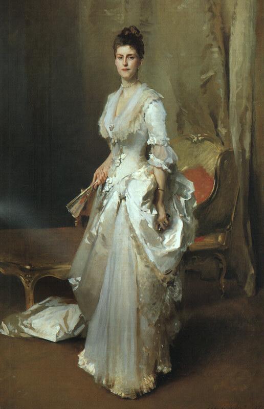 Samuel C Barnard Oil Painting