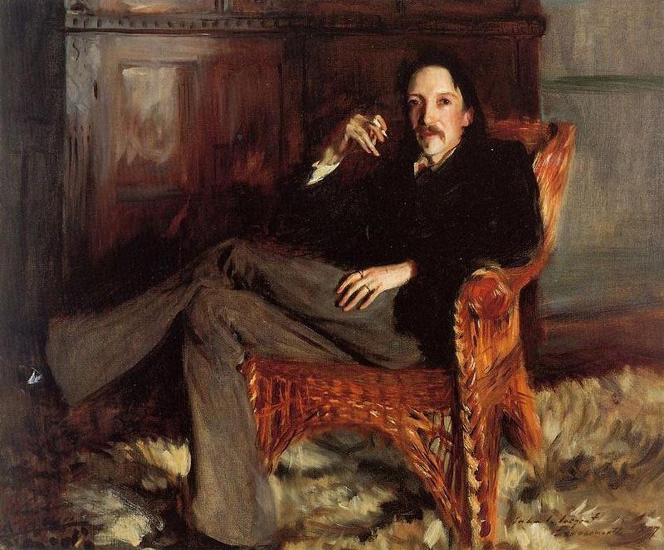 ROBERT LOUIS STEVENSON: ST.IVES, WRONG BOX, WRECKER, POEMS/SCOTLAND/6 BOOKS/189-